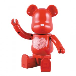 超合金BE@RBRICK International Love Heart Ver.(200%SIZE)
