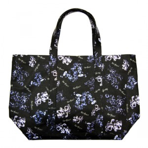 FABRICK Protégé  TOTE BAG by MATT BLACK