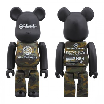 master-piece × BE@RBRICK