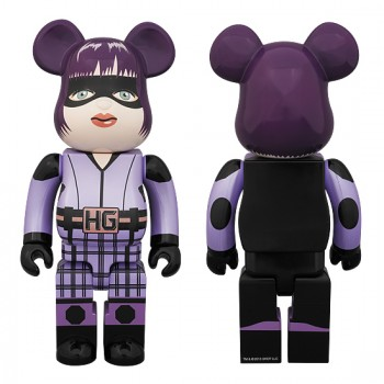 BE@RBRICK 400% HIT-GIRL