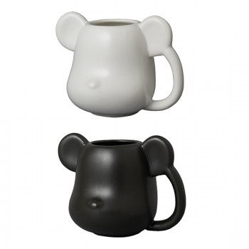 BE@RBRICK MUG MAT COLOR