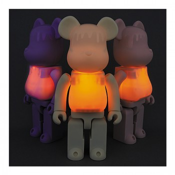 BE@RBRICK 400% CANDLE
