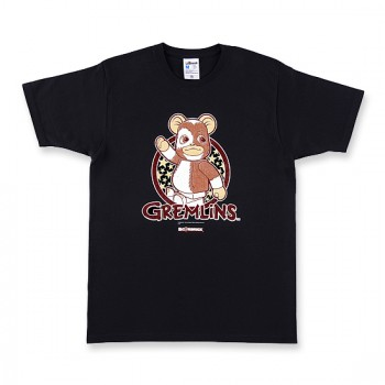 BE@RTEE GREMLINS-GIZMO (BLACK)