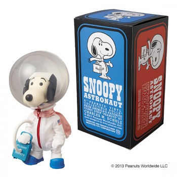 VCD SNOOPY (ASTRONAUTS VINTAGE PACKAGE Ver. )
