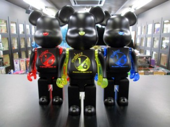 Project 1/6 2013 BE@RBRICK 400%(3種)