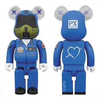 BLUE IMPULSE BE@RBRICK 400%