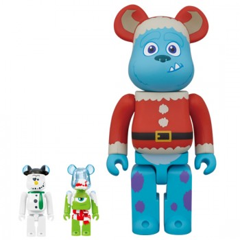 Disney・PIXAR Christmas Party BE@RBRICK 2013 Happyくじ