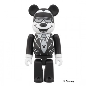 BE@RBRICK MICKEY MOUSE(SUIT Ver.)