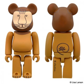 "BE@RBRICK ""LION"""