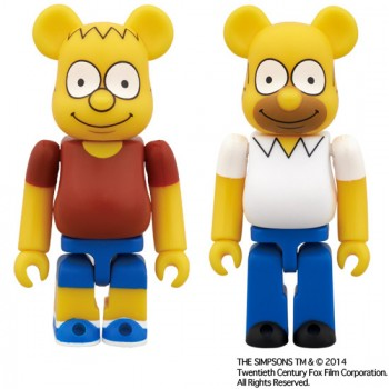 BE@RBRICK THE SIMPSONS
