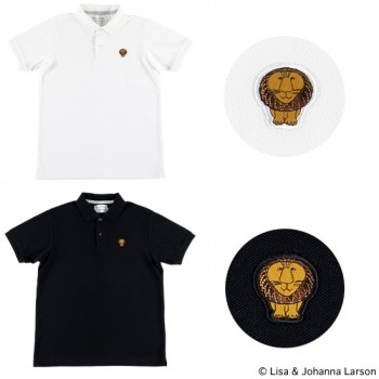 "POLO SHIRT ""LION"""