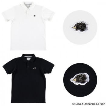 "POLO SHIRT ""HEDGEHOG"""