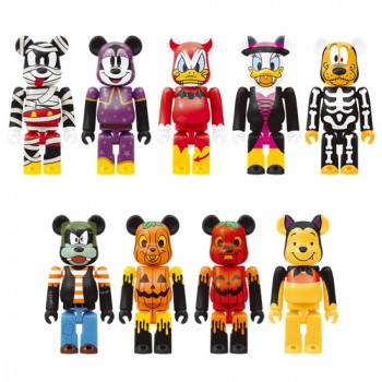 BE@RBRICK WOW! Disney HALLOWEEN MONSTER