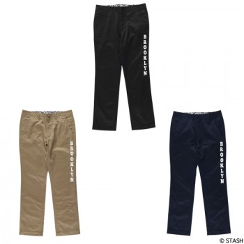 "CHINO PANTS ""BROOKLYN"""