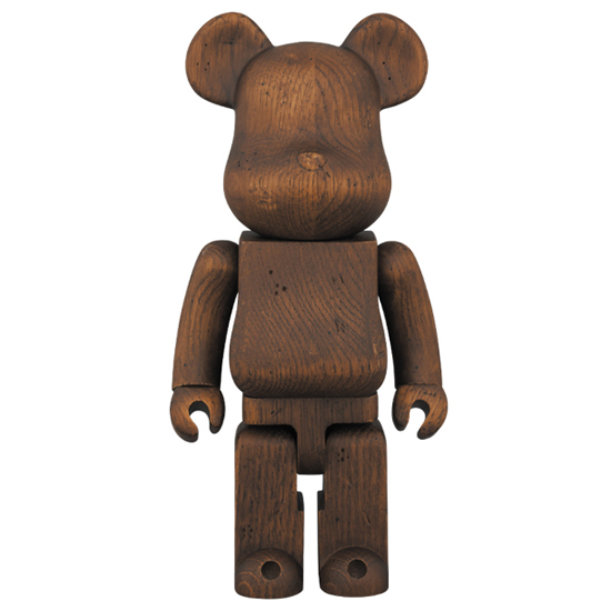 BE@RBRICK カリモク Antique Furniture Model 400%