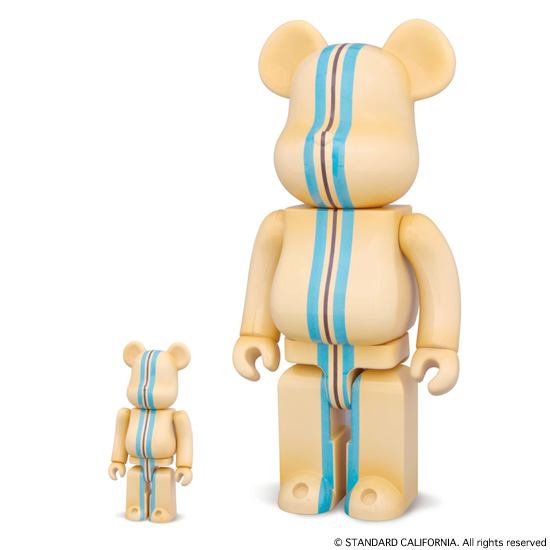 BE@RBRICK x STANDARD CALIFORNIA カプセルコレクション