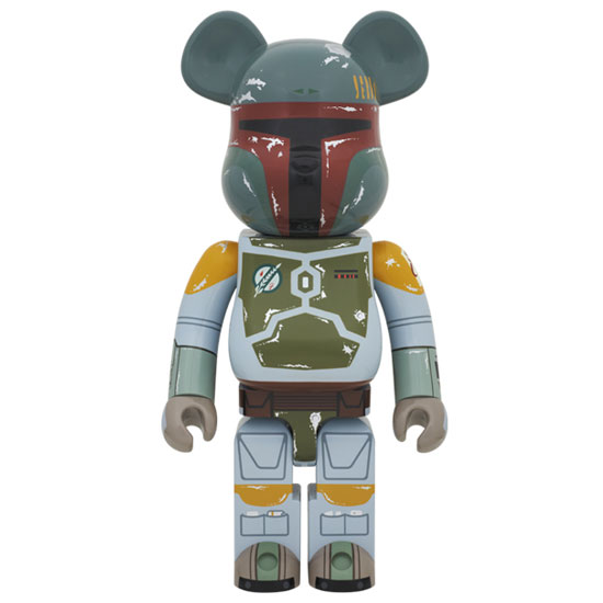BE@RBRICK BOBA FETT(TM) 1000%