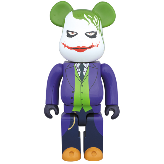 BE@RBRICK THE JOKER 400%