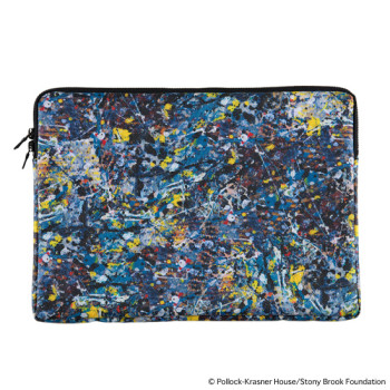 "NOTE PC CASE for 13inch ""JACKSON POLLOCK"""