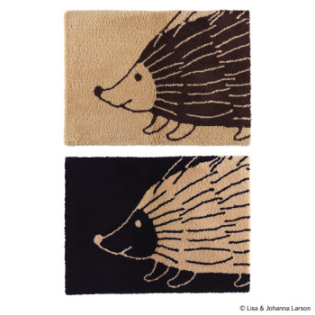 "RUG MAT ""HEDGEHOG"""