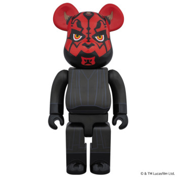 BE@RBRICK 400% DARTH MAUL™