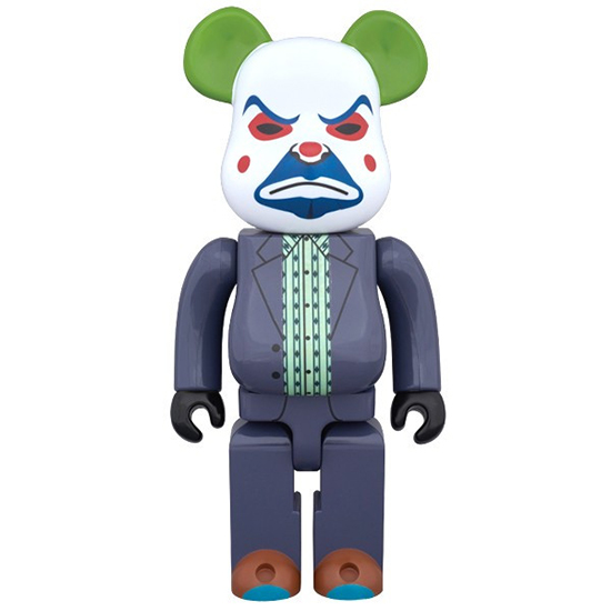 BE@RBRICK THE JOKER (BANK ROBBER Ver.) 400%