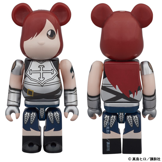 FAIRY TAIL エルザ アンソロジー with BE@RBRICK