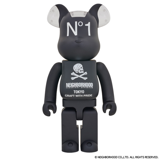 BE@RBRICK NEIGHBORHOOD 1000%