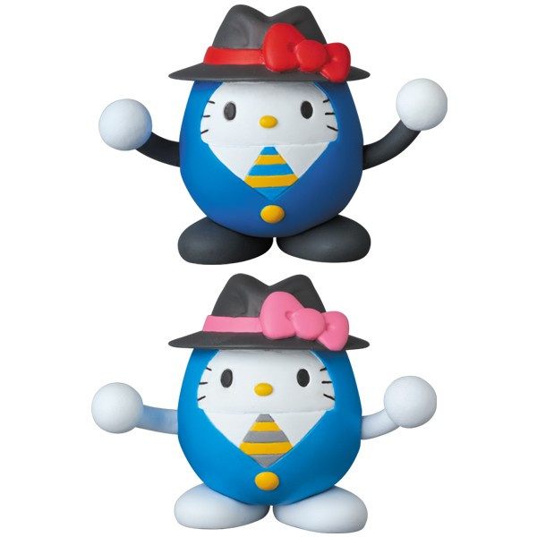 UDF DORAEMON meets HELLO KITTY ころばし屋 HELLO KITTY(2色展開)