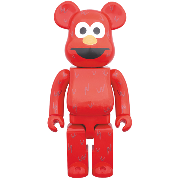 BE@RBRICK ELMO 400%