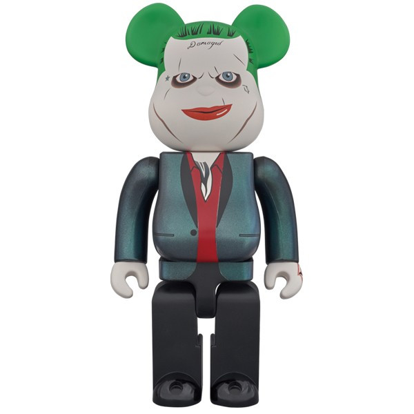 BE@RBRICK JOKER 400%