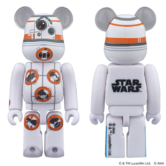 BE@RBRICK BB-8™ ANA JET 100%