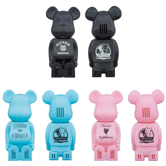 Cleverin X BE@RBRICK