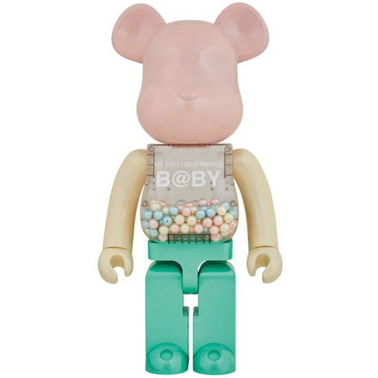 MY FIRST BE@RBRICK B@BY1st COLOR PEARL COATING Ver.1000%