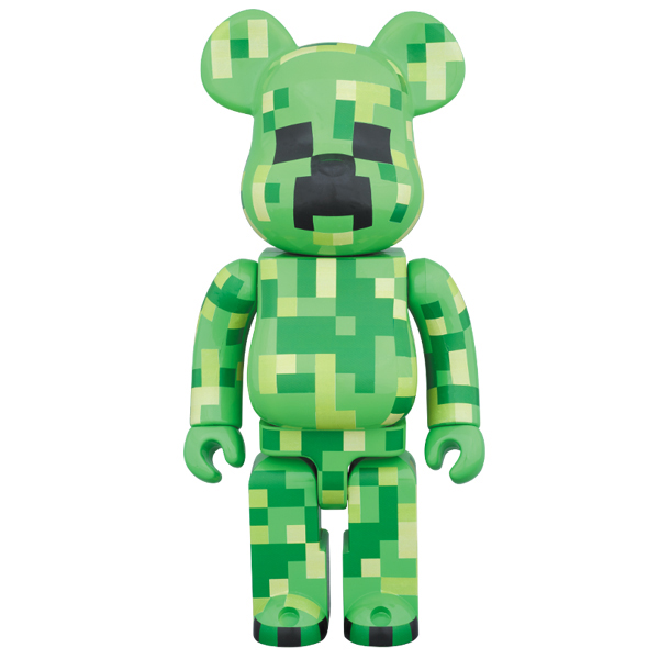 BE@RBRICK CREEPER 400%