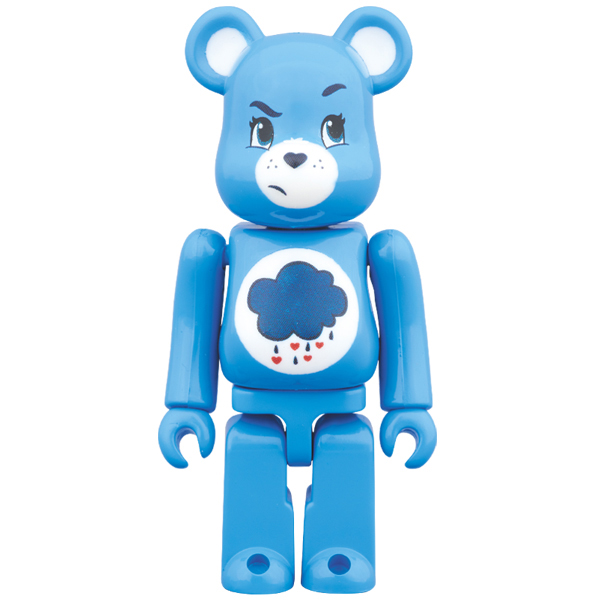 BE@RBRICK Grumpy Bear(TM)100%