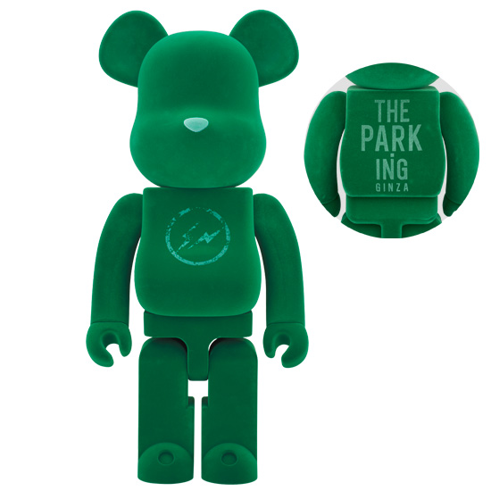 E@RBRICK fragment design THE PARK-ING GINZA 1000%