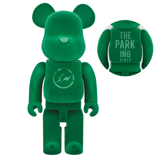 BE@RBRICK fragment design THE PARK-ING GINZA 400%