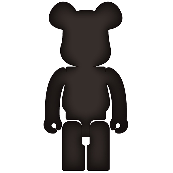 BE@RBRICK fragmentdesign THE PARK・ING GINZA 100%