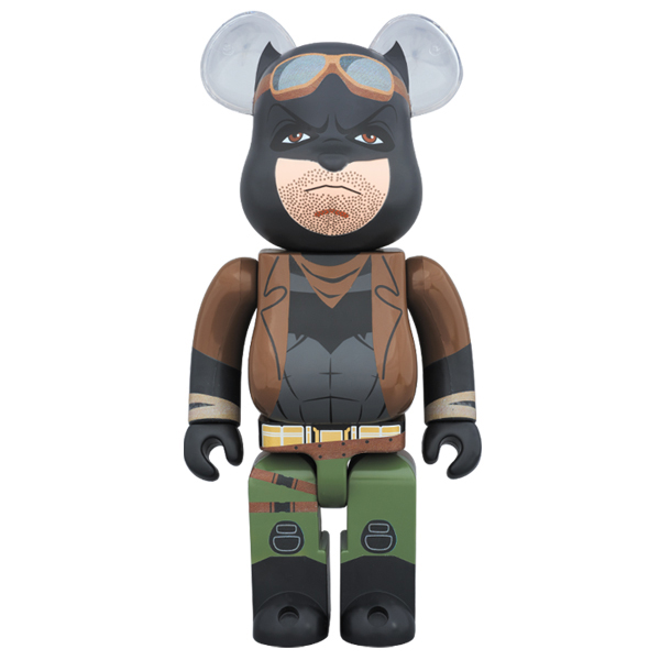 BE@RBRICK KNIGHTMARE BATMAN 400%
