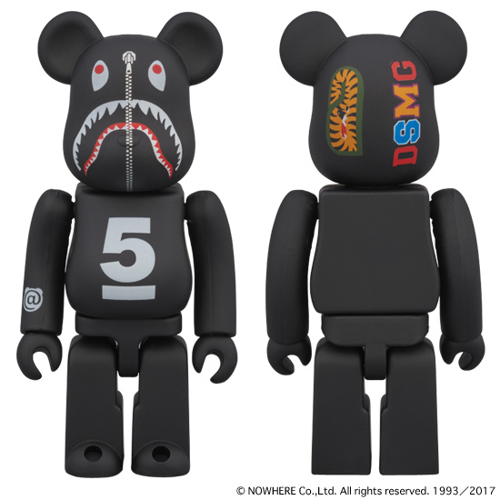 BE@RBRICK BAPE® Dover Street Market Ginza 5TH Anni.