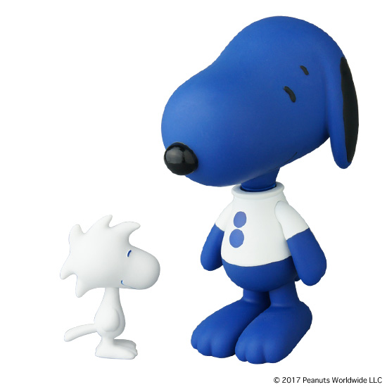 VCD SNOOPY & WOODSTOCK colette Ver.