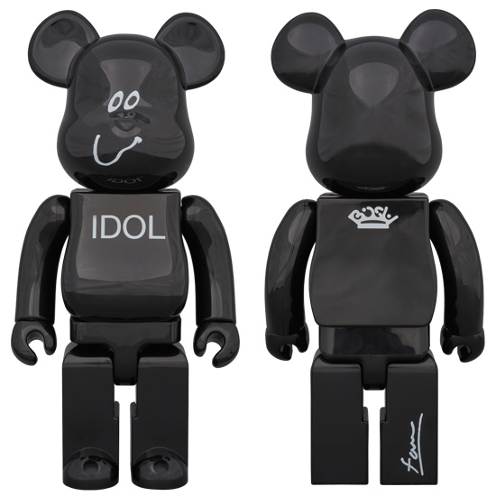IDOL BE@RBRICK 400%