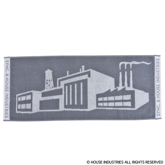 "FACE TOWEL ""FACTORY"" x IMABARI TOWEL"