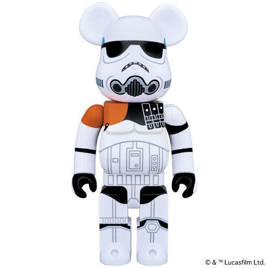 BE@RBRICK SANDTROOPER(TM) 400%