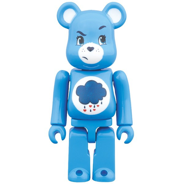 BE@RBRICK Grumpy Bear(TM) 100%