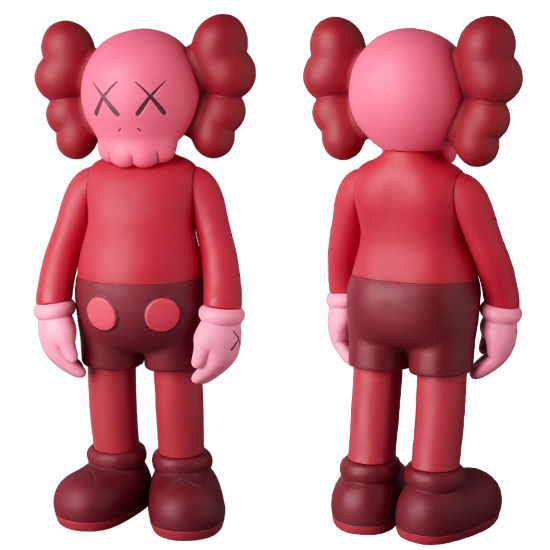 KAWS COMPANION OPEN EDITION BLUSH