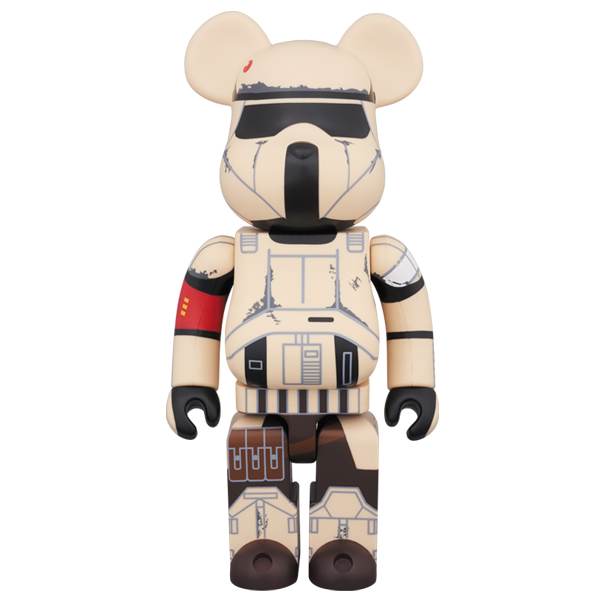 BE@RBRICK SHORETROOPER(TM)400%