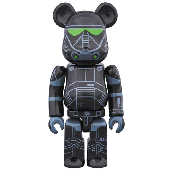 BE@RBRICK DEATH TROOPER(TM)100%