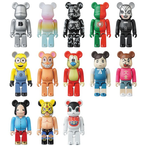 BE@RBRICK SERIES 34